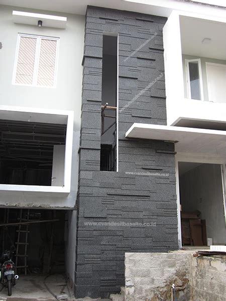 minimalis gambar rumah pagar