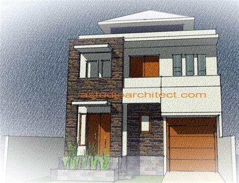 petunjuk desain batu alam tampilan rumah