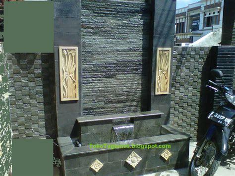 pin tembok pagar batu alam gambar trovit rumah pinterest