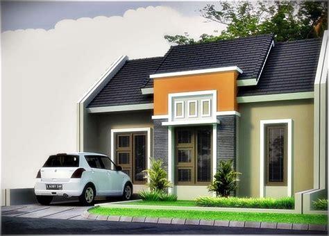 gambar teras abu abu rumah minimalis model desain rumah