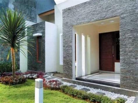 desain teras rumah cantik minimalis terbaru