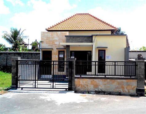 rumah dijual rumah cantik desain batu alam