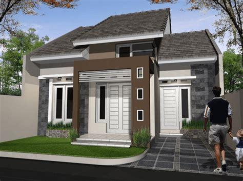 pilihan desain rumah minimalis forbail