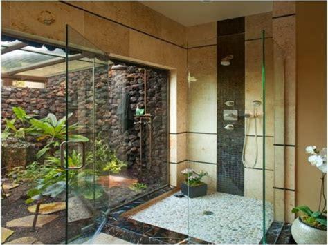 desain kamar mandi minimalis batu alam panduan