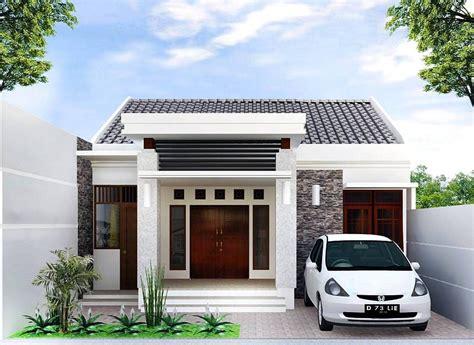 desain rumah minimalis bagian depan