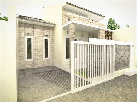 desain rumah bertingkat tipe rumah agus